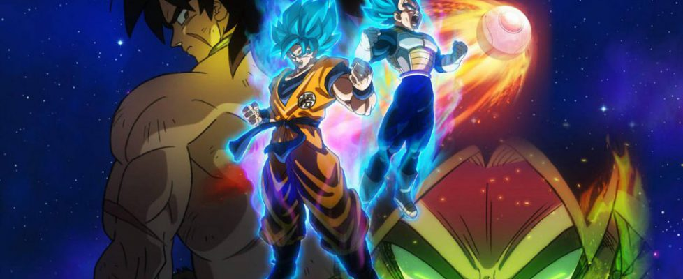 Dragon Ball Super Broly review